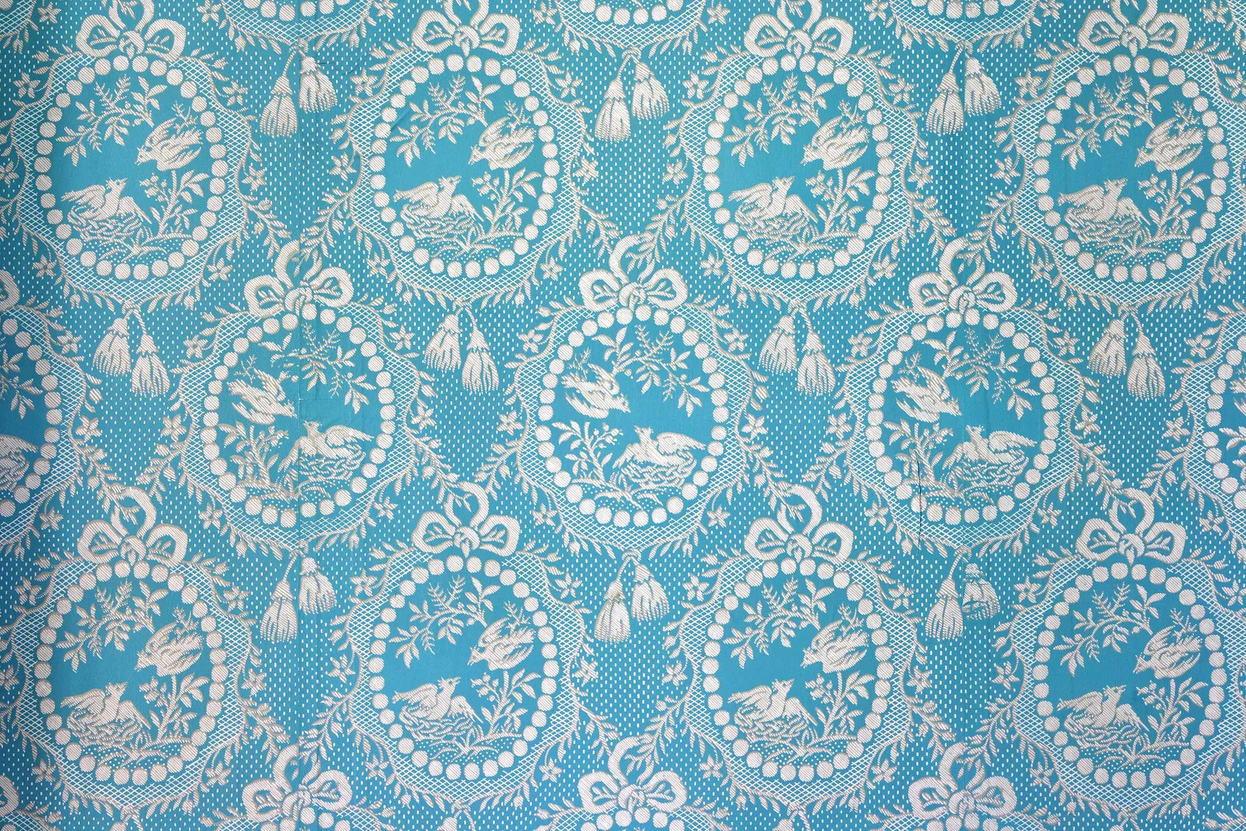 Decoration Salle De Bain Ancienne : Idée déco : le grand retour du papier peint – Blog Mode Femme et …