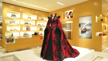 Louis Vuitton : robe Tale Of Tale