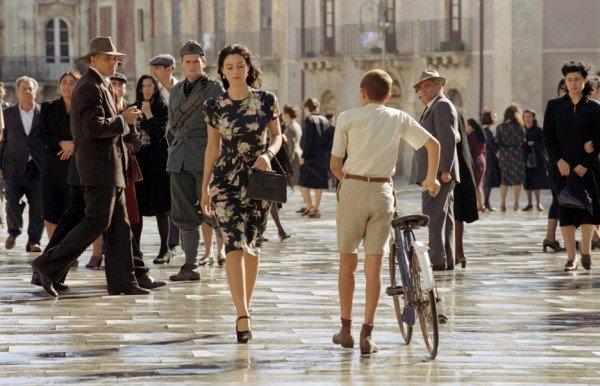 Robe Monica Bellucci Malena - Louis Vuitton