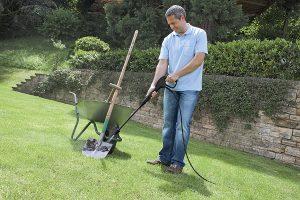 nettoyeur haute pression outils de jardinage