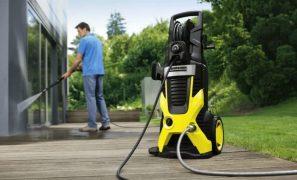 Pour une déco d'extérieur parfaite, le nettoyeur haute pression…